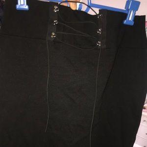Charlotte Russe Skirts - Black Skirt